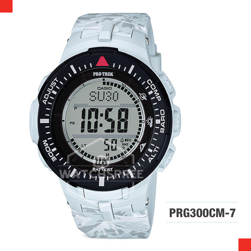 Casio Pro Trek Watch PRG300CM-7D
