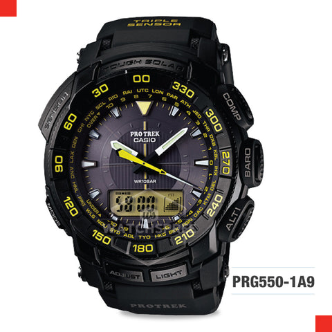 Casio Protrek Watch PRG550-1A9