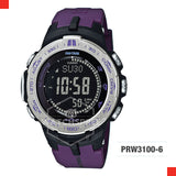 Casio Protrek Watch PRW3100-6D