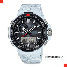 Load image into Gallery viewer, Casio Pro Trek Watch PRW6000SC-7D