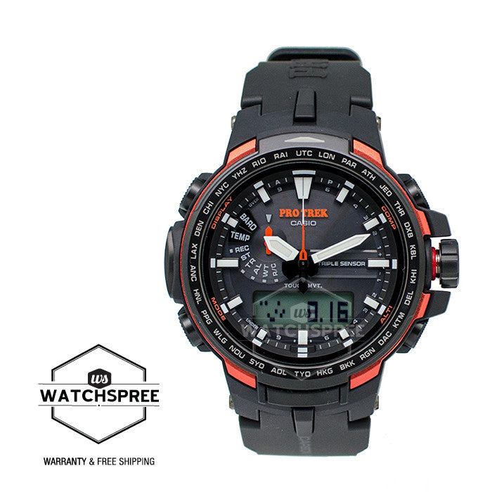 Casio Pro Trek Watch PRW6100Y-1D