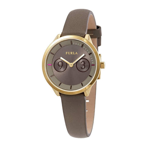 Furla Metropolis Brown Dial 31 mm Ladies Watch R4251102510