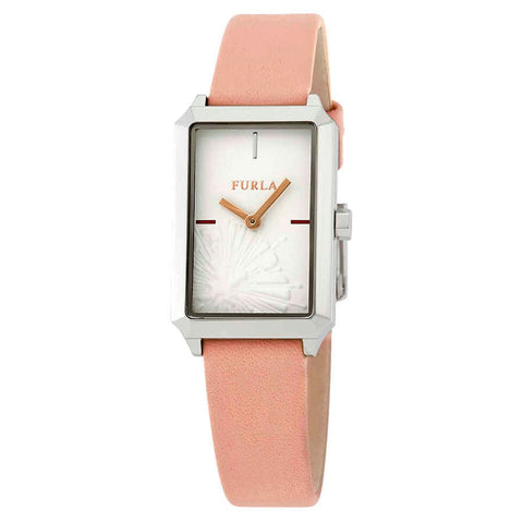 Furla Diana White Dial 36 mm x 22 mm Ladies Watch R4251104508