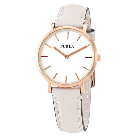 Furla Giada White Dial 33 mm Ladies Watch R4251108503
