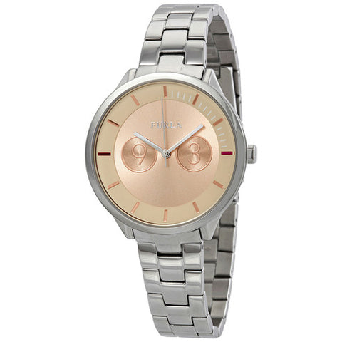 Furla Metropolis Rose Dial 31 mm Ladies Watch R4253102505