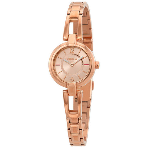 Furla Linda Rose Gold Dial 24 mm Ladies Watch R4253106501