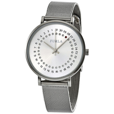 Furla Giada Date Silver Dial 36 mm Ladies Watch R4253121503
