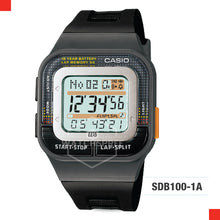 Load image into Gallery viewer, Casio Sports Watch SDB100-1A