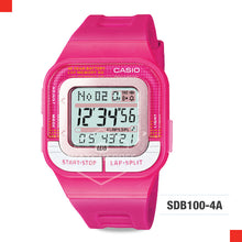 Load image into Gallery viewer, Casio Sports Watch SDB100-4A
