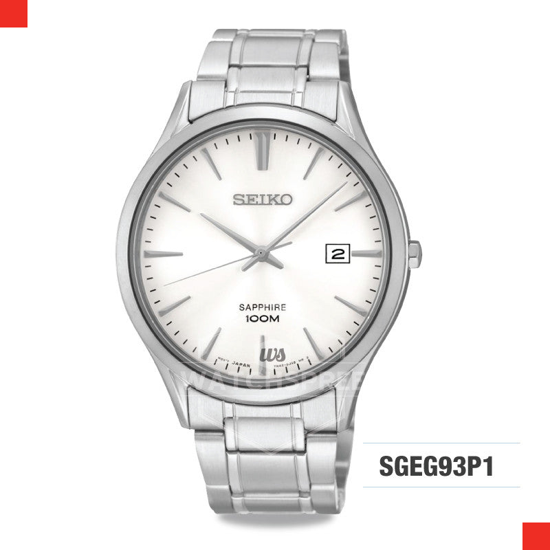 Seiko Quartz Watch SGEG93P1