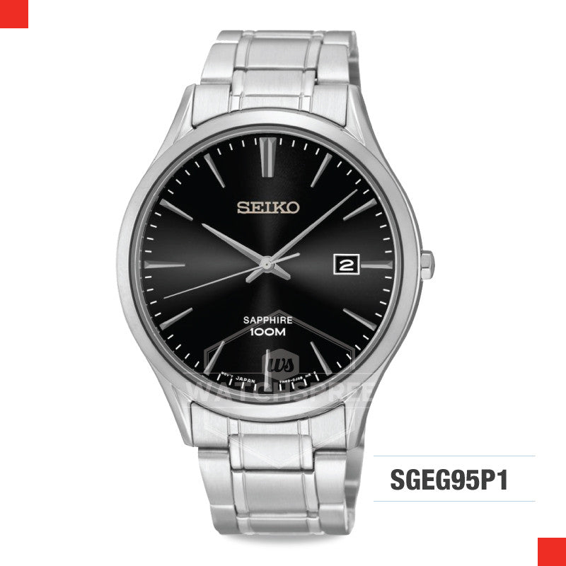 Seiko Quartz Watch SGEG95P1