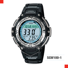 Load image into Gallery viewer, Casio Sports Watch SGW100-1V