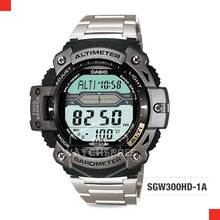 Load image into Gallery viewer, Casio Sports Watch SGW300HD-1A