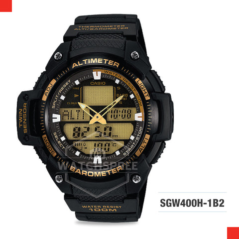 Casio Sports Watch SGW400H-1B2