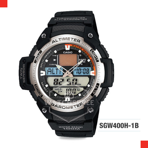 Casio Sports Watch SGW400H-1B