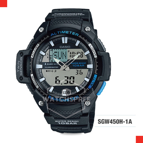Casio Sports Watch SGW450H-1A