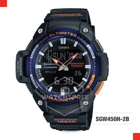 Casio Sports Watch SGW450H-2B