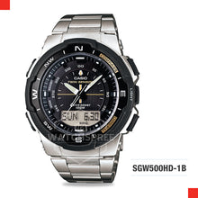 Load image into Gallery viewer, Casio Sports Watch SGW500HD-1B