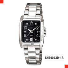 Load image into Gallery viewer, Casio Sheen Watch SHE4023D-1A