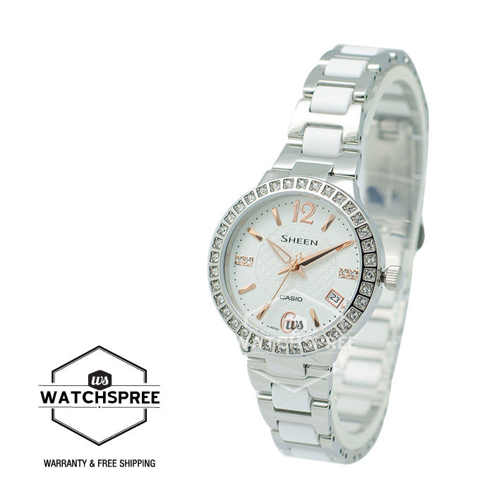 Casio Sheen Watch SHE4049D-7A