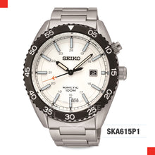 Load image into Gallery viewer, Seiko Kinetic Watch SKA615P1