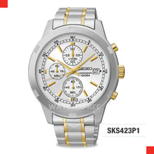 Load image into Gallery viewer, Seiko Chronograph Watch SKS423P1