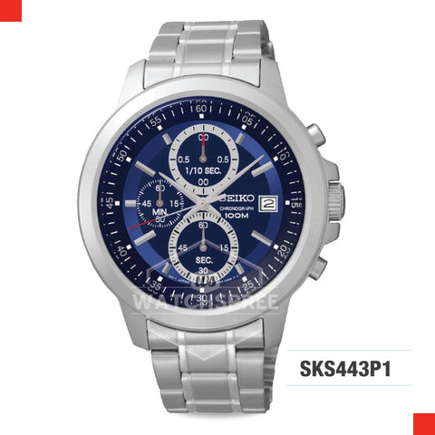 Seiko Chronograph Watch SKS443P1