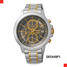 Load image into Gallery viewer, Seiko Chronograph Watch SKS449P1