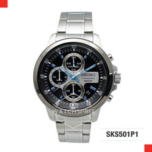 Load image into Gallery viewer, Seiko Chronograph Watch SKS501P1