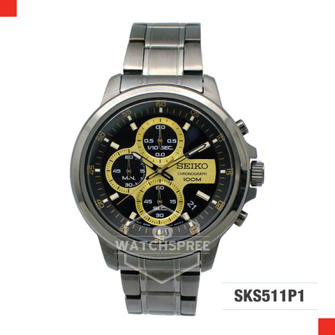 Seiko Chronograph Watch SKS511P1