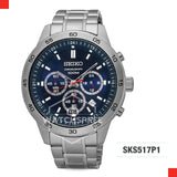 Seiko Chronograph Watch SKS517P1