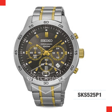 Load image into Gallery viewer, Seiko Chronograph Watch SKS525P1