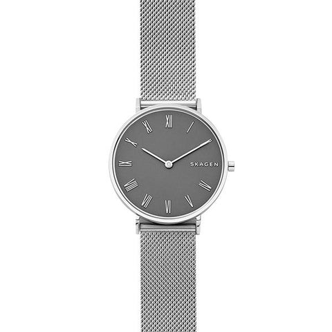 Skagen Ladies' Slim Hald Steel Mesh Watch SKW2677