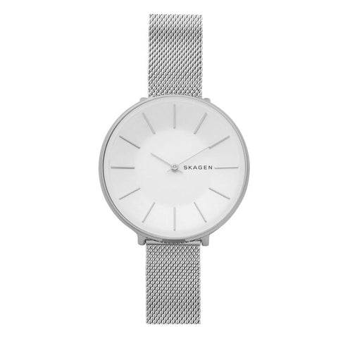 Skagen Ladies' Karolina Steel Mesh Watch SKW2687