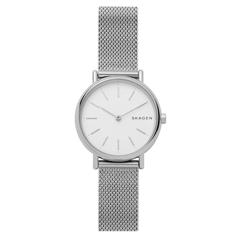Skagen Ladies' Signatur Slim Steel Mesh Watch SKW2692