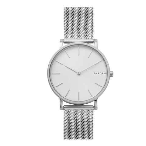 Skagen Men's Signatur Steel Mesh Watch SKW6442