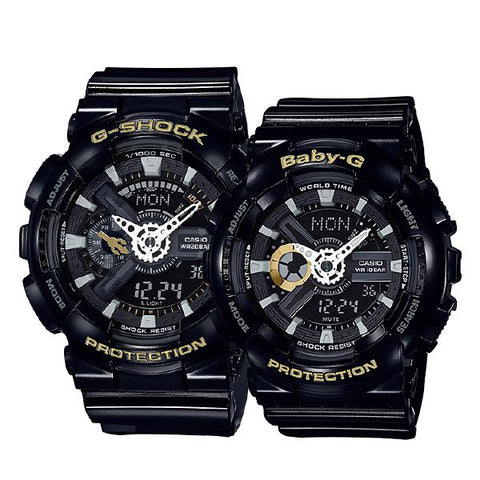 Casio G-Shock & Baby-G G Presents Special Pair Collection 2018 Limited Edition Summer Models SLV18A-1A SLV-18A-1A