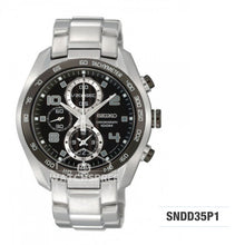 Load image into Gallery viewer, Seiko Criteria Chronograph Watch SNDD35P1