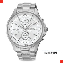 Load image into Gallery viewer, Seiko Chronograph Watch SNDE17P1