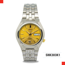 Load image into Gallery viewer, Seiko 5 Automatic Watch SNK303K1