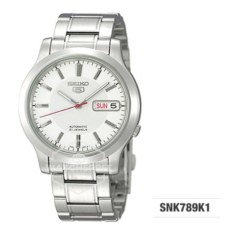 Seiko 5 Automatic Watch SNK789K1