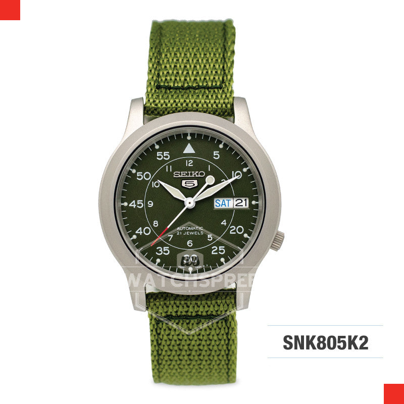 Seiko 5 Automatic Watch SNK805K2