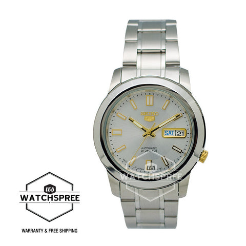 Seiko Automatic Watch SNKK09J1