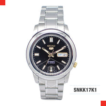 Load image into Gallery viewer, Seiko 5 Automatic Watch SNKK17K1