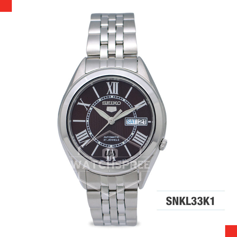 Seiko 5 Automatic Watch SNKL33K1