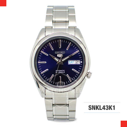 Seiko 5 Automatic Watch SNKL43K1 (Not for EU Buyers)