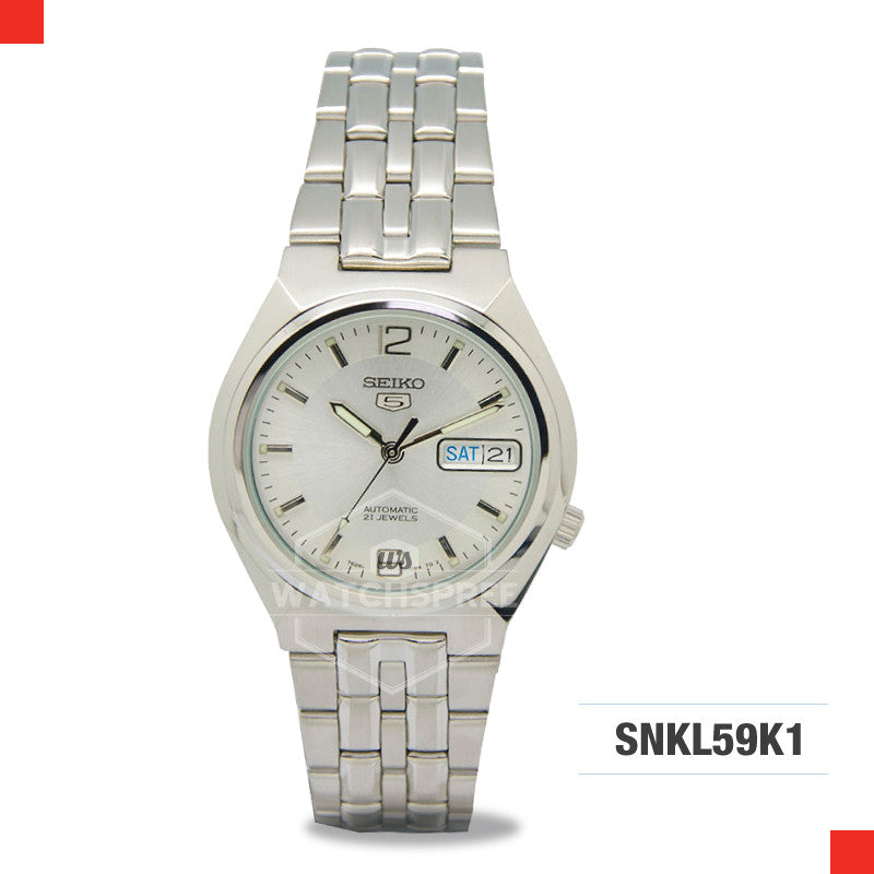 Seiko 5 Automatic Watch SNKL59K1