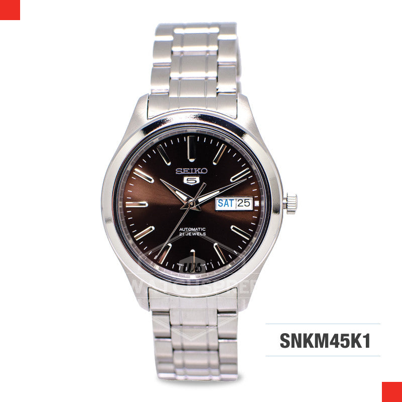 Seiko 5 Automatic Watch SNKM45K1