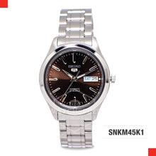 Load image into Gallery viewer, Seiko 5 Automatic Watch SNKM45K1