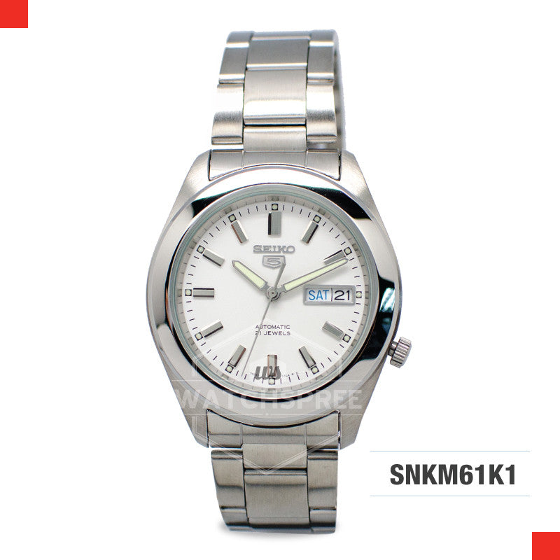 Seiko 5 Automatic Watch SNKM61K1
